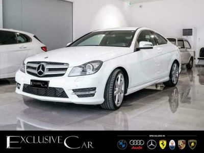 usata Mercedes C220 D Coupe 170cv AMG Special Edition