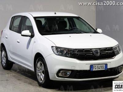 usata Dacia Sandero 1.5 dCi 8V 75CV Start&Stop Lauréate