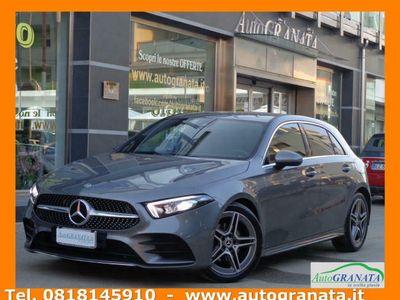 usata Mercedes A180 D 115CV PREMIUM AUTO. XENON+NAVI+CERCHI 18 AMG