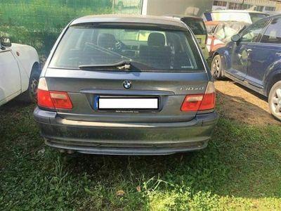 usata BMW 330 xd turbodiesel cat Touring Eletta