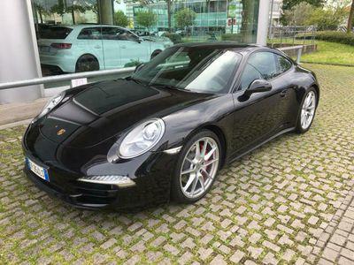 usata Porsche 911 Carrera 4S 991 COUPE' 400CV PDK UNICO PROPRIETARIO