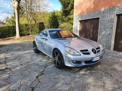 usata Mercedes SLK200 88.000km Automatica