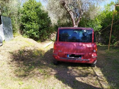 käytetty Fiat Multipla - 2002