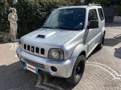 usata Suzuki Jimny 1.5 DDiS 4WD JLX