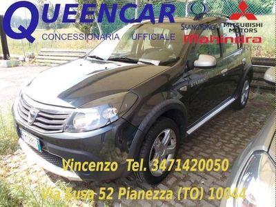 usata Dacia Sandero Stepway1.6 8V GPL 85CV