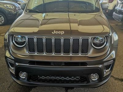 usata Jeep Renegade Limited 1.6 Mjt 120CV Full Led Interni in Pelle