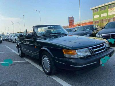 usata Saab 900 Cabriolet i turbo 16 S cat