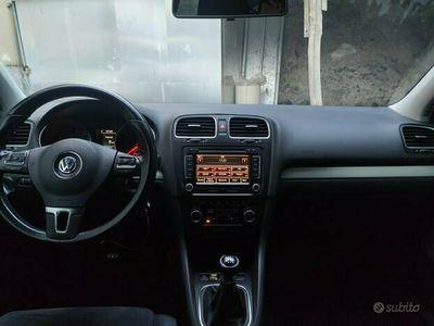 usata VW Golf VI 1.4 tsi 160cv gpl