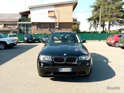 usata BMW X3 2.0d cat futura- 2008