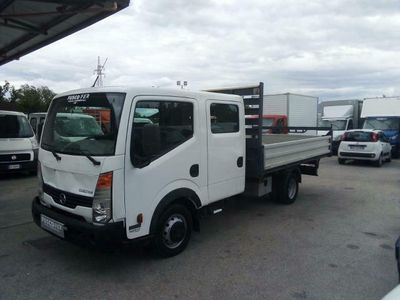 used Nissan Cabstar CabstarDC RIBALTABILE TRILATERALE - 2009