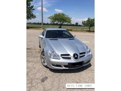 usata Mercedes SLK200 Classe SLK (R170)BlueEFFICIENCY Sport
