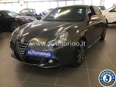 usata Alfa Romeo Giulietta GIULIETTA2.0 jtdm Exclusive 150cv E5+
