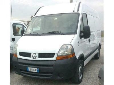 usata Renault Master T35/120 2.5 dCi PC-TN Mbs.Conf.