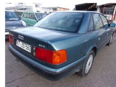 gebraucht Audi 100 2.0e asi
