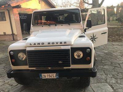 brugt Land Rover Defender 90 diesel Hard-top