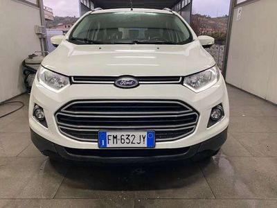 usata Ford Ecosport 1.0 EcoBoost 125 CV Business