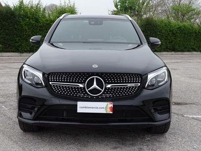 usado Mercedes GLC43 AMG GLC 43 AMG4Matic AMG