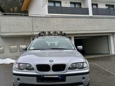 usata BMW 320 Serie 3 d Touring