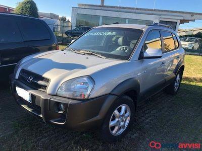 second-hand Hyundai Tucson 2.0 CRDi TD Dynamic !!!39.500KM!!!
