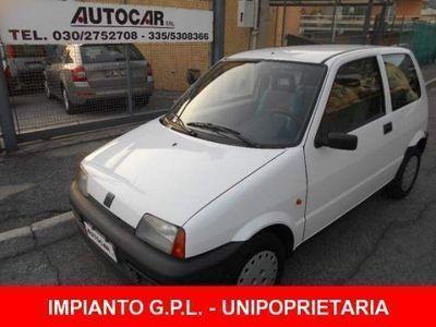 gebraucht Fiat Cinquecento 900i cat GPL SUITE BIANCA NEOPATENTATI