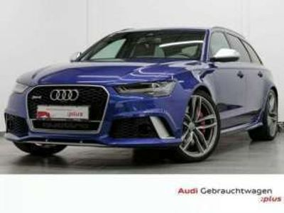 usata Audi RS6 Avant 4.0 TFSI Q Tip. Performance / BOSE*TETTO*36 Benzina