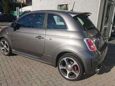 usata Abarth 500 1.4 Turbo T-Jet MTA Custom