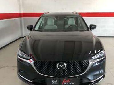 usata Mazda 6 2.2L 184CV Skyactiv-D WGN AT Exclusive