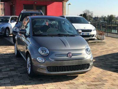 usata Fiat 500 1.2 69cv lounge Dualogic Automatica neopatentati
