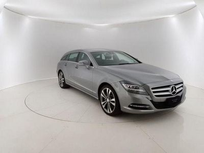 usata Mercedes CLS350 Shooting Brake cdi BE 4matic auto
