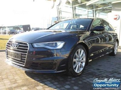 usata Audi A6 AVANT 2.0 TDI 190CV ULTRA S TRONIC