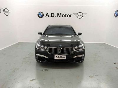 usata BMW 750 Serie 7 (G11/G12) xDrive Luxury M Sport