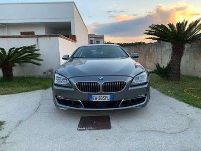 usata BMW 640 Serie 6 G.C. (F06) Gran Coupé Futura