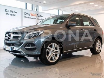 usata Mercedes GLE250 GLE - W166 d Sport 4matic auto