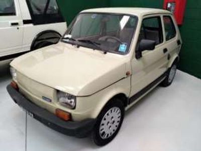 usata Fiat 126 FSM 650 CONSERVATA! Benzina