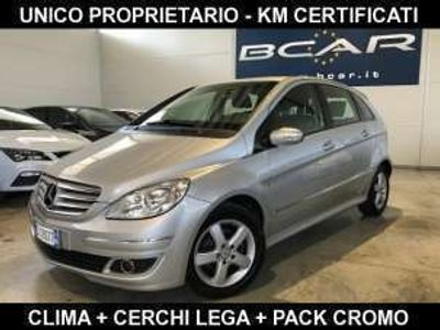 usata Mercedes B150 Chrome UNICO PROPRIETARIO /