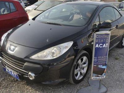 usata Peugeot 307 CC Cabrio 16V Tecno del 2006 usata a Siracusa