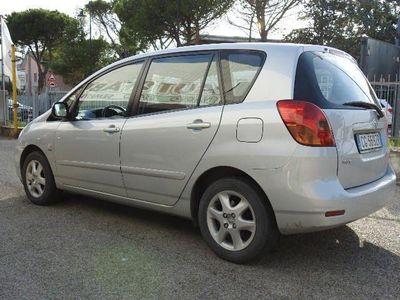 usata Toyota Corolla Verso 1.6 16V Clima automatico