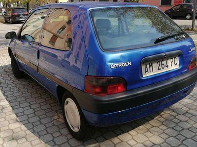 usata Citroën Saxo 1.1i cat 3 porte X