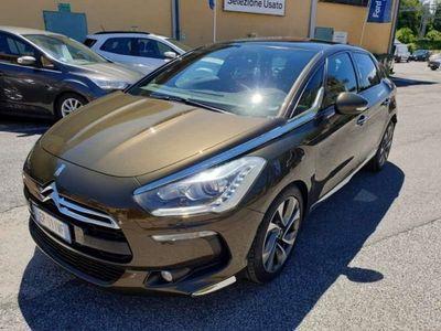 brugt Citroën DS5 2.0 hdi chic 160cv auto. 2.0 hdi chic 160cv auto