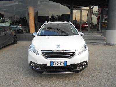 usata Peugeot 2008 1.6 DCI 100 CV ALLURE VAN AUTOCARRO