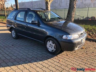 brugt Fiat Palio 1.9 jtd weekend diesel