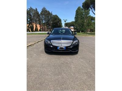 usata Mercedes C250 BlueTEC 4Matic Automatic Business
