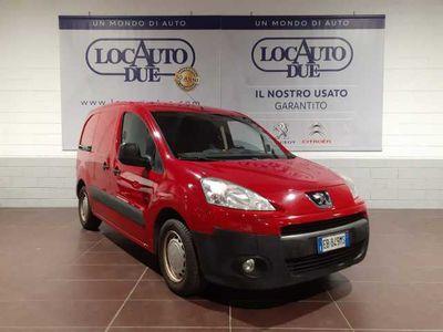 usata Peugeot Partner Furgone 1.6 90CV L1 3 posti Furgone Affaire del 2010 usata a Rosta