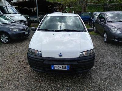 usata Fiat Punto 1.2i benzina 5 Porte anno 2001