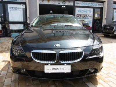 usata BMW 630 i cat Benzina