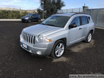 brugt Jeep Compass 2.0 Turbo diesel Limited