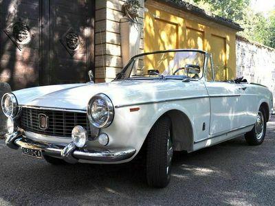 usata Fiat 1500 Cabriolet (118H) 1964