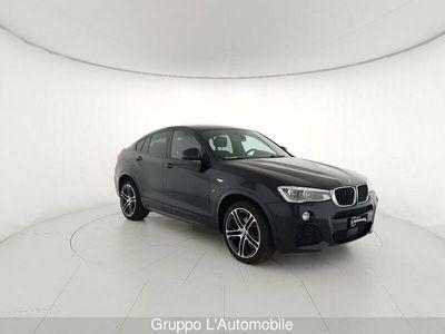 usata BMW X4 F26 xdrive20d Msport auto