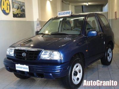 usata Suzuki Grand Vitara 1.6i 16V cat 3 porte Cabriolet