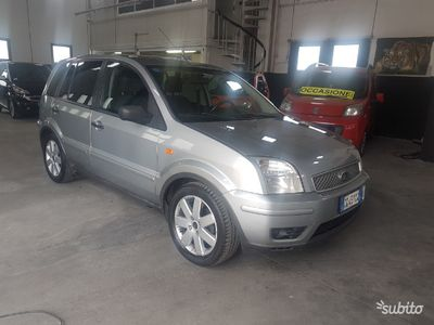 brugt Ford Fusion 1.4 tdci